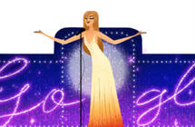 """""""جوجل"""" يحتفل بالذكرى الـ86  لميلاد المطربة داليدانسمة أحمد"""