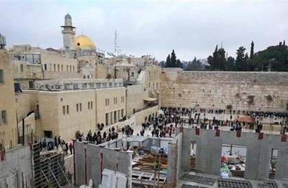 القدس: حفريات إسرائيلية تحت جدار الأقصى الغربي