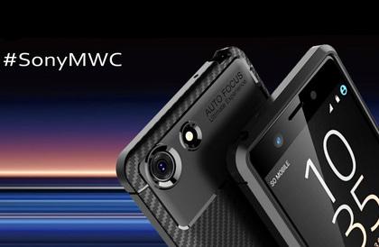 Sony تبدأ بإرسال الدعوات من أجل MWC 2019، وشركة Olixar تكشف لنا عن أغطية لـ Xperia XZ4 Compact - إلكتروني