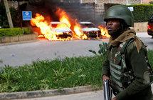 الصليب الأحمر: تحديد مصير مفقودين بعد الهجوم على فندق في نيروبي