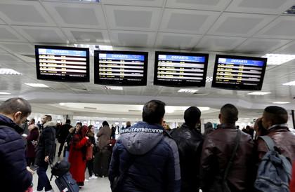 شلل تام في تونس مع بدء الإضراب