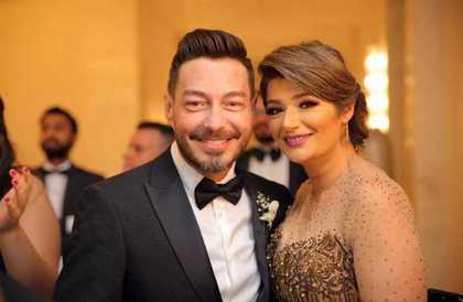 زوجة أحمد زاهر تشارك في تحدي #10yearchallenge.. خسارة وزن واضحةنهال ناصر