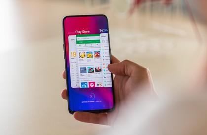 شركة Oppo تعمل بدورها على هاتف رائد جديد مزود بالمعالج Snapdragon 855 - إلكتروني