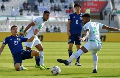 شاهد: الهدف الأول لمنتخب اليابان في الأخضر السعودي