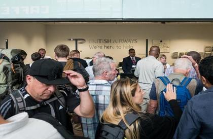 بريكست دون اتفاق يتسبب في إلغاء 5 ملايين تذكرة طيران