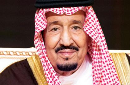 خادم الحرمين يطمئن على صحة رئيس وزراء البحرين