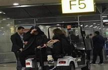 عمرو دياب و دينا الشربيني يتخفيان في لندن و السبب...