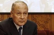 مصر: أبو الغيط ولافروف يبحثان سار التعاون العربي الروسي