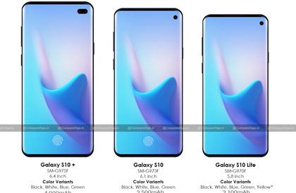 النسخة الأرقى من +Galaxy S10 ستكلف 1600€، والنسخة الأساسية من Galaxy S10E ستكلف نصف ذلك - إلكتروني