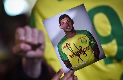 رسالة مرعبة من اللاعب الأرجنتيني المفقود