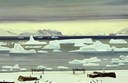 الدرع الجليدية في غرينلاند تذوب أسرع مما كان يتوقع سابقا