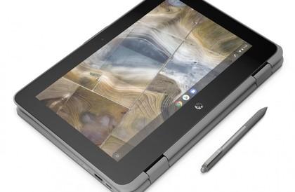 HP تكشف عن حواسيب Chromebook متينة جديدة للمدارس تدعم أقلام Wacom الرقمية - إلكتروني