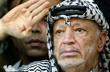 إسرائيل تحجز على أرض في القدس جزء منها ملك لعرفات