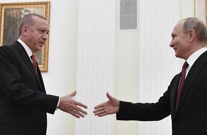 كيف علق بوتين على انسحاب أمريكا من سوريا بعد لقائه أردوغان؟