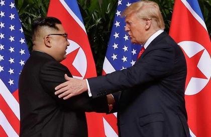 كوريا الشمالية تبدى رضاها عن المحادثات قبيل قمة ثانية مع ترامب » صحيفة صراحة الالكترونية