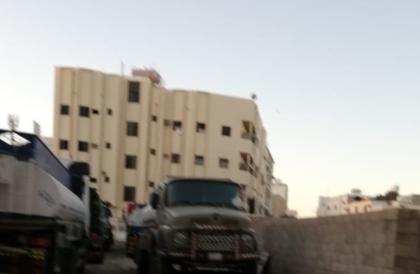 صهاريج المياه تُثير أزمة في ريان #الطائف .. ازعاج وإغلاق شوارع
