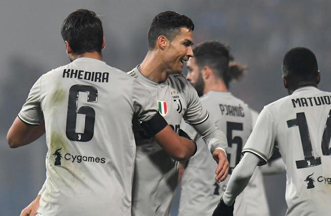 أهداف مباراة ساسوولو ويوفنتوس 0-3 الدوري الإيطالي