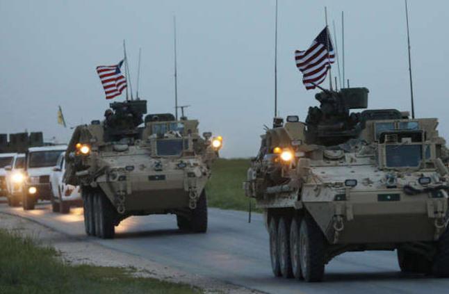 بدء سحب القوات الأمريكية من سوريا خلال أسابيع