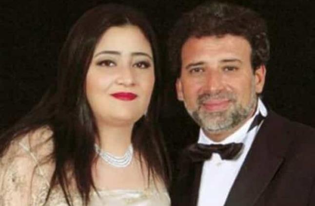 بعد الورطة الجنسية التي هزت الشارع المصري.. زوجة المخرج خالد يوسف تخرج عن صمتها