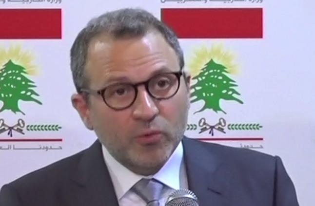 باسيل: إيران تؤكد دعمها لعودة اللاجئين السوريين في لبنان إلى بلادهم