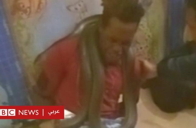 بالفيديو: عندما استخدمت شرطة إندونيسيا ثعبانا في التحقيق