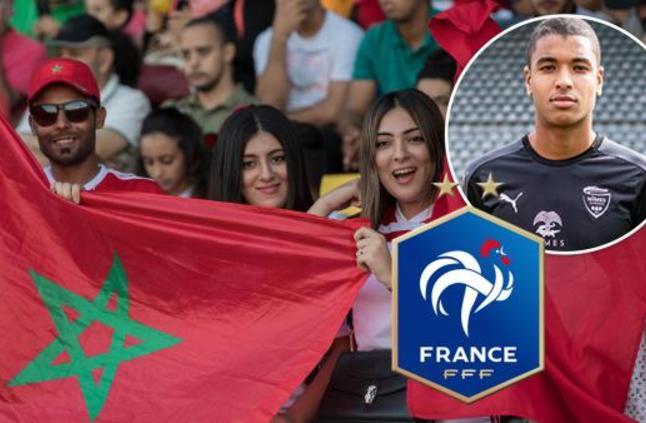 فرنسا تضم حارس مرمى واعداً تجاهله المغرب