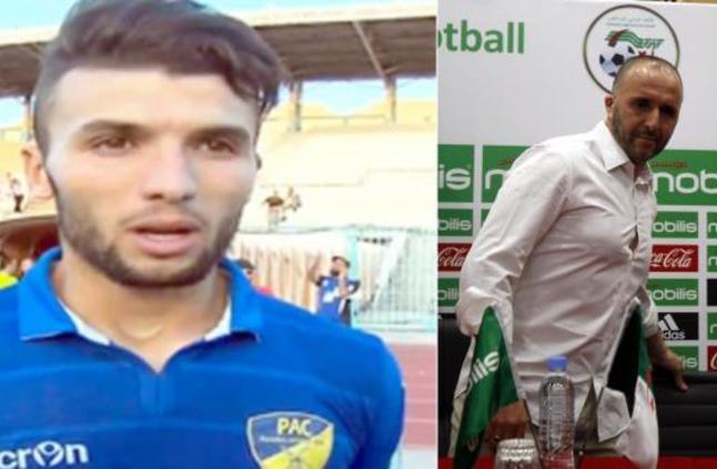 أرقام رائعة لهداف الجزائر... هل يلفت أنظار بلماضي؟