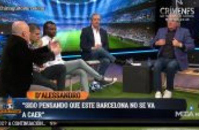 دورو : أتليتك بيلباو قيد برشلونة