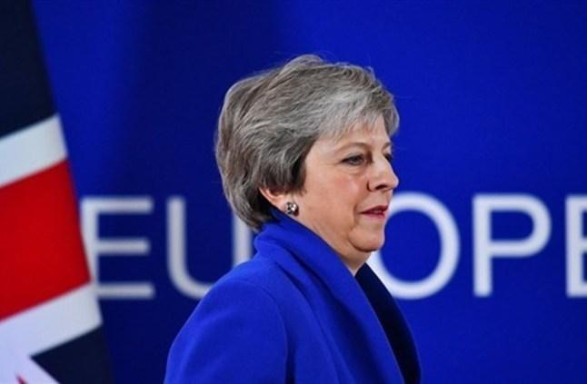 صحيفة: وزراء بريطانيون يعتقدون أن ماي تستعد للاستقالة