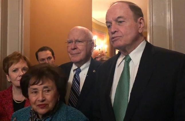 مفاوضون بالكونغرس يتوصلون إلى اتفاق مبدئي لتجنب إغلاق الحكومة الأمريكية