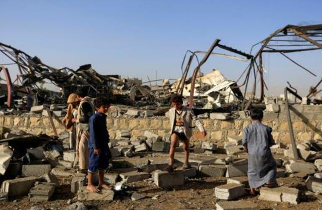 ترامب يعترض على محاولات بالكونغرس لوقف الدعم للسعودية بحرب اليمن