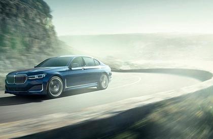 بالصور.. ألبينا تكشف عن أسعار B7 المستمدة من BMW الفئة السابعة