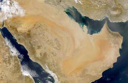 """""""الأرصاد"""" تتوقع استمرار التقلبات الجوية على بعض مناطق المملكة من الإثنين إلى الأربعاء"""