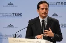 وزير خارجية قطر يوضح سياسة بلاده تجاه الأزمة الخليجية وإيران والأسد