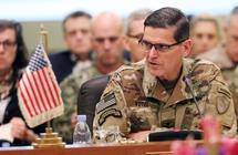 قائد القيادة المركزية الأمريكية يرفض طلب سوريا الديمقراطية