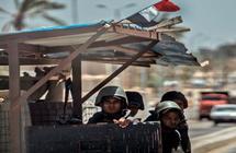 قصف جوي جنوب العريش... ومقتل مجند مصري بالشيخ زويد