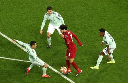 ملخص مباراة ليفربول وبايرن ميونيخ 0-0 دوري أبطال أوروبا