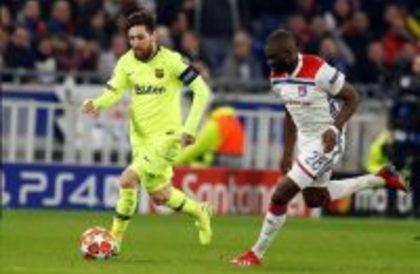 برشلونة إستحق الفوز ولكن الحظ لم يحالفه !