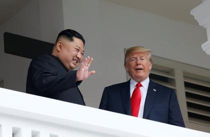 ترامب ليس متعجلاً لإبرام اتّفاق مع كوريا الشمالية