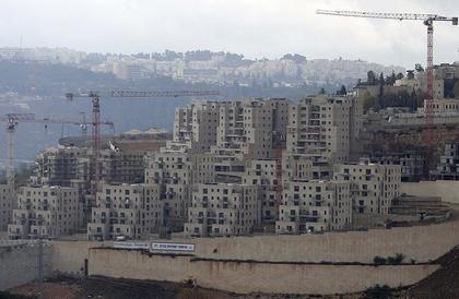 اسرائيل تصادق على بناء 464 وحدة استيطانية في القدس الشرقية