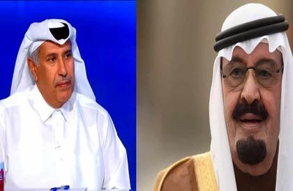 بندر بن سلطان يكشف سر وصف الملك عبد الله للمسؤولين القطريين بـ الأقزام.. ويستشهد بهذه القصة