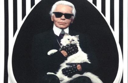 هل تصبح قطة كارل لاغرفيلد الأغنى في العالم؟