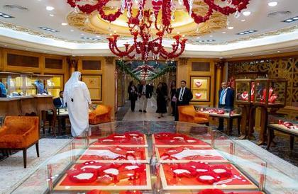 معرض قطر للمجوهرات والساعات.. رحلة إلى قلب الجمال