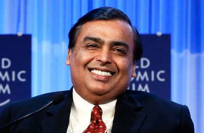 من هو رجل الأعمال موكيش إمباني الذي منحه ولي العهد بعضاً من وقته لمقابلته في الهند؟