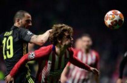 فيديو: أتلتيكو مدريد يضرب يوفنتوس بهدفين