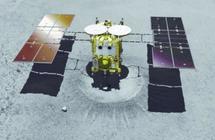 مركبة فضاء يابانية تهبط على كويكب يبعد 340 مليون كيلومتر عن الأرض