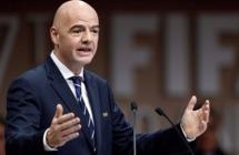 روسيا تدعم إنفانتينو للبقاء على رأس «فيفا»