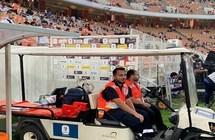 بالصور.. الهلال الأحمر يشارك في تغطية مباراة الكلاسيكو بين الاتحاد والهلال - صحيفة صدى الالكترونية