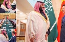 بالصور والفيديو: ولي العهد يجتمع مع رئيس مجلس الدولة بالصين ويرأس أعمال الدورة الثالثة للجنة السعودية الصينية