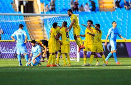 التعاون يكسب الباطن برباعية ضمن منافسات الجولة الـ 21 من دوري كأس الأمير محمد بن سلمان